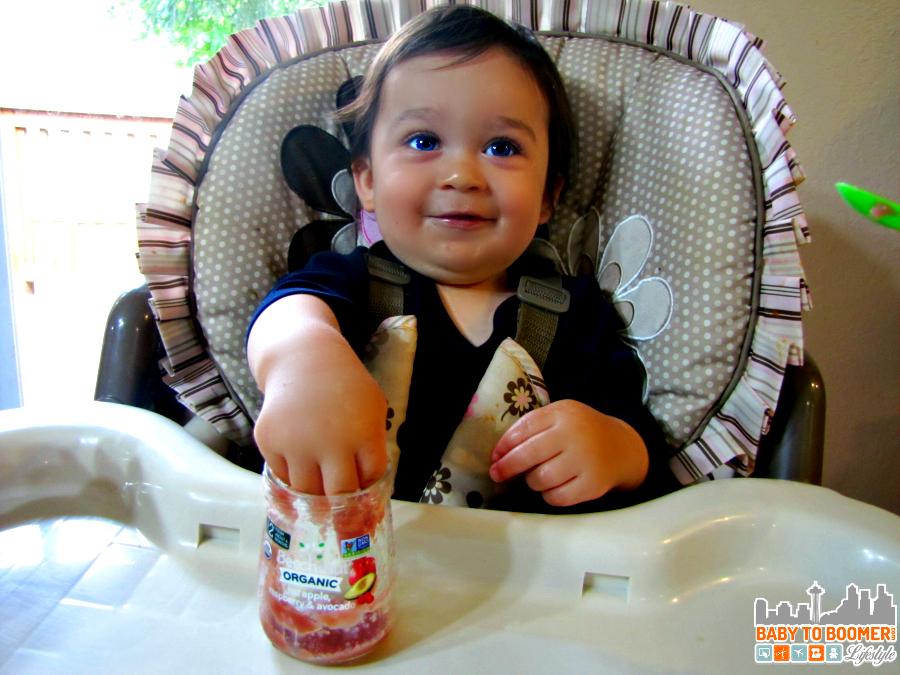 Beech-Nut Organic Baby Food   #RealFoodForBabies #ic #ad