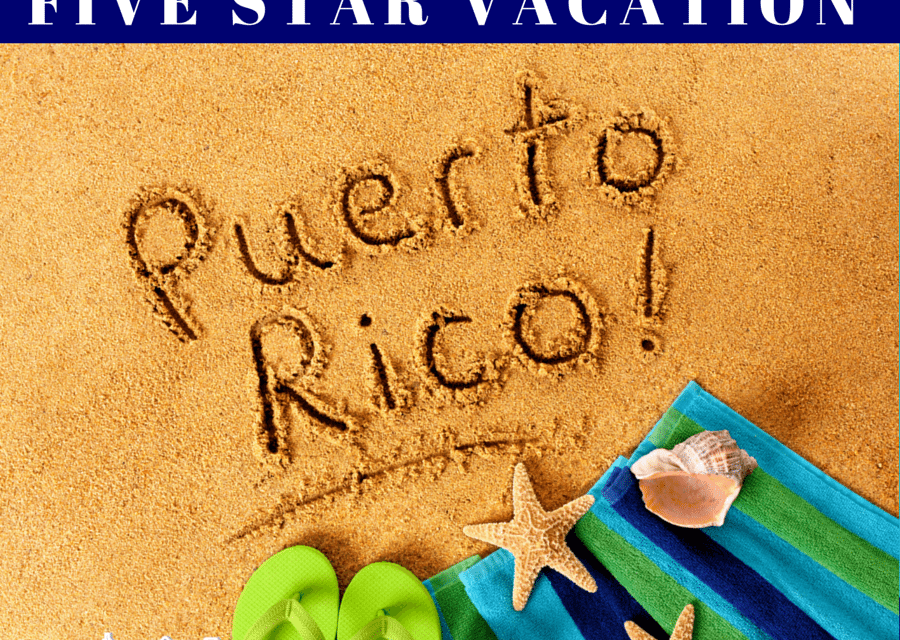 Puerto Rico: A 5-Star Vacation Destination – No Passport Required!