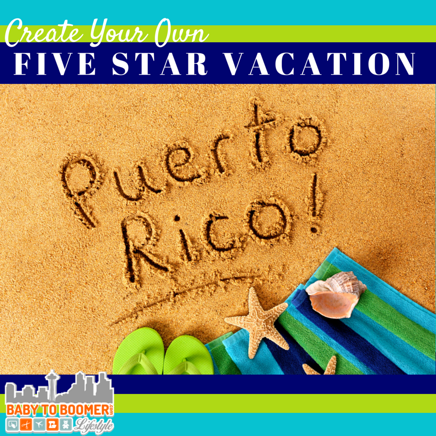Create Your Own Five Star Vacation in Puerto Rico Travel Puerto Rico: A 5-Star Vacation Destination - No Passport Required!  ad
