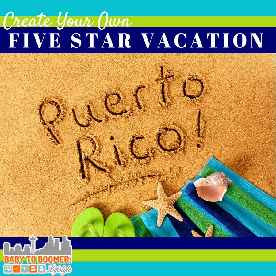 Puerto Rico A 5-Star Vacation Destination - No Passport -6309