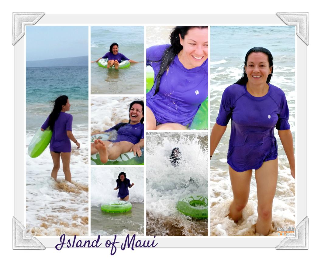 Maui Coolibar Short Sleeve Sports Tee - ad