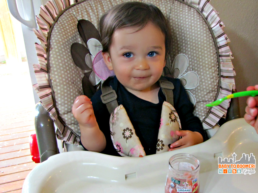 Organic Baby Food by Beech-Nut   #RealFoodForBabies #ic #ad