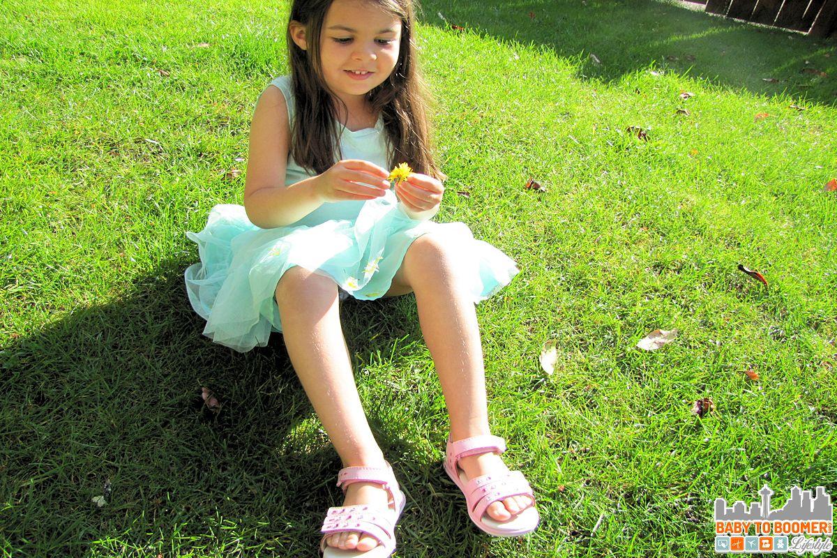 Pediped Kids Sandals - pediped Flex Lynn Sandals ad