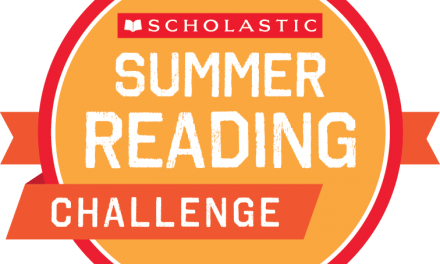 Scholastic Summer Reading Challenge – Power Up & Read!