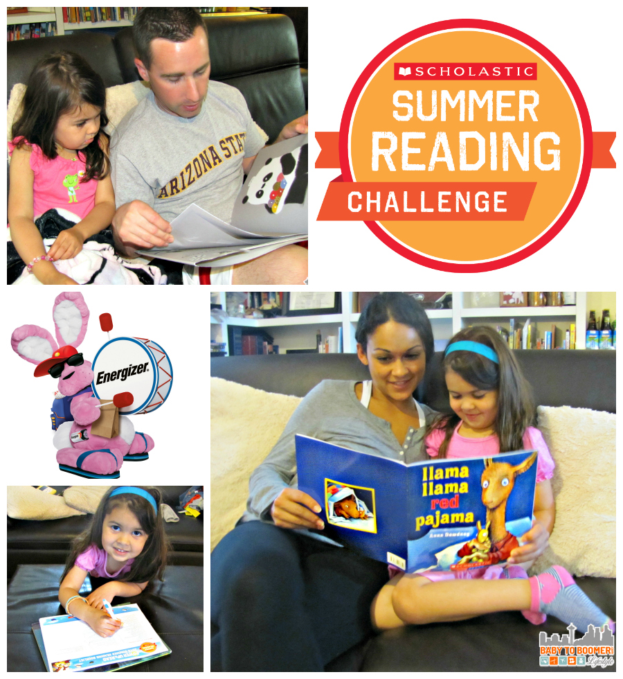 Scholastic Summer Reading Challenge - Join Us! -  ad