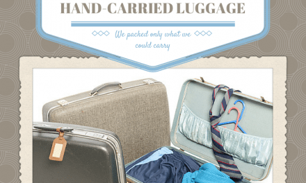 Luggage: The Way it Was Plus Atlantic Luggage Orlando Vacation Giveaway