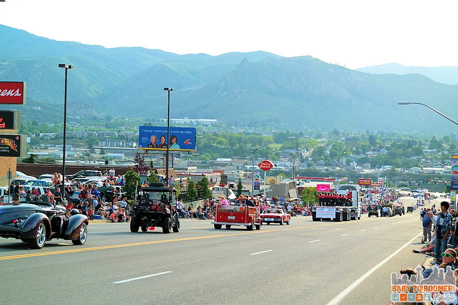 Wenatchee Classy Chassis Parade and Car Show 2015 - 11
