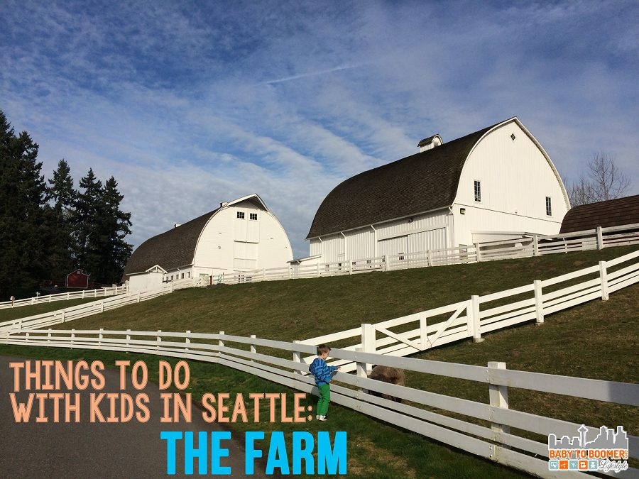 Kid Friendly Seattle: A Visit to Kelsey Creek Farm Bring the kids to Kelsey Creek Farm in Bellevue WA