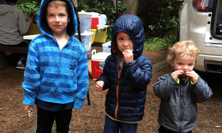 5 Tips For Camping With Kids & Printable Packing Checklist
