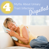 4 Myths About UTI:  The Facts About Urinary Tract Infections