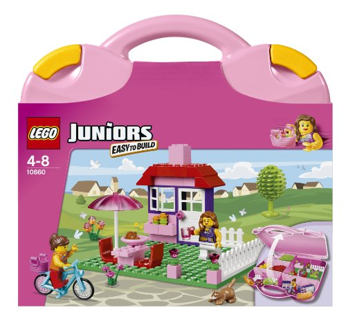 LEGO Juniors Easy to Build Suitcases - ages 4-8