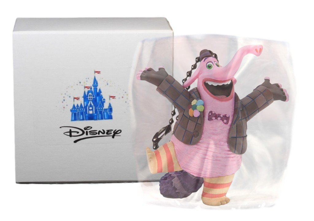"Disney Inside Out ""Bing Bong"" Keychain"