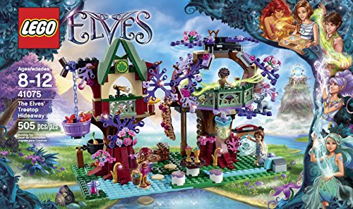 LEGO Elves Treetop Hideaway - For ages 8 - 12