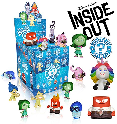 Funko Disney/Pixar: Inside Out Mystery Mini Vinyl Figure - Bing Bong (Eyes Opened)