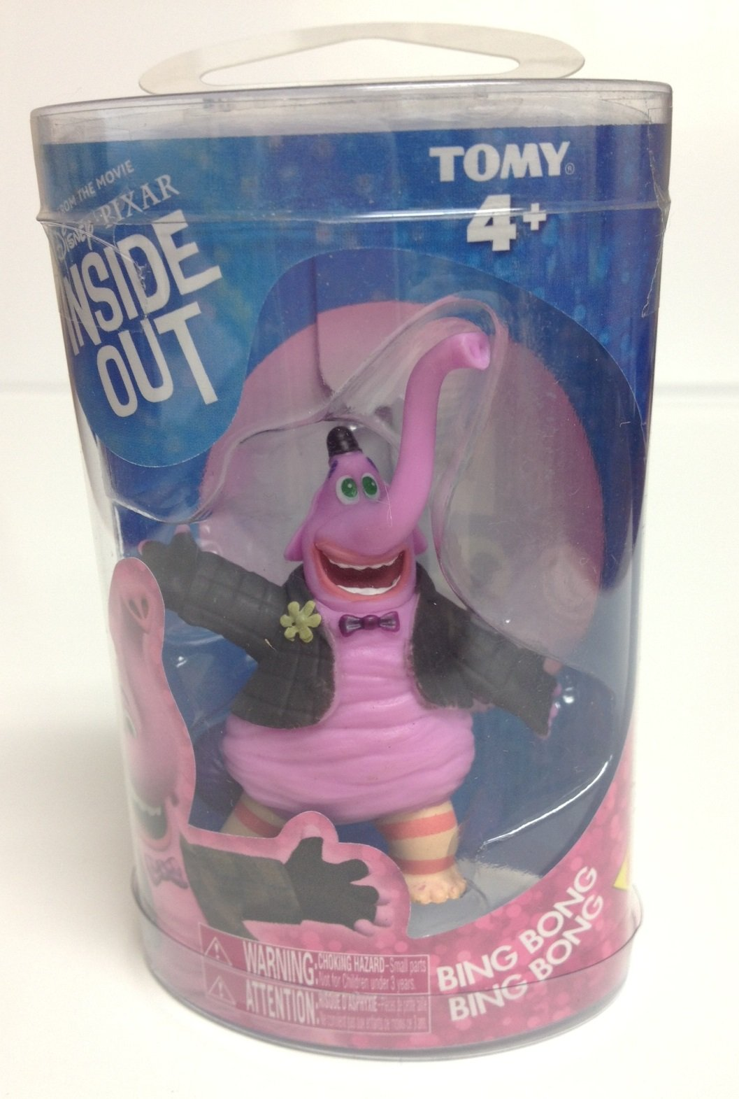 "Disney Pixar ""INSIDE OUT"" Mini Figure - Bing Bong"