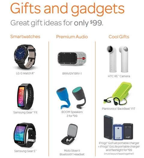 Dads and Grads Gifts & Gadgets Under $99! #ATTSeattle ad