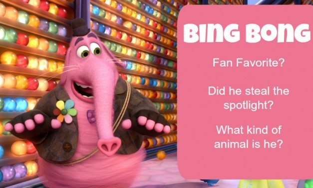 """Bing Bong: """"Inside Out"""" Fan Favorite? New Products & Collectibles"""
