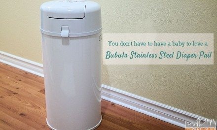 Bubula Steel Diaper Pail: A Perfect Puppy Pad Disposal System