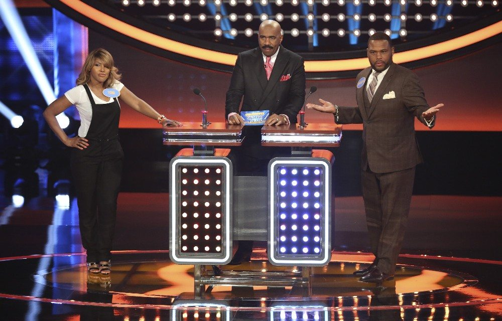 Celebrity Family Feud tops ratings - Orlando Sentinel