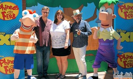 10 Things I Learned From the Creator's of Phineas and Ferb