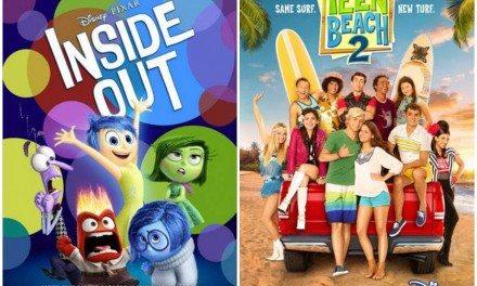 Disney Pixar Event – Follow #InsideOutEvent #TeenBeach2Event  #PhineasAndFerbEvent #ABCTVEvent #CelebrityFamilyFeud June 7-9