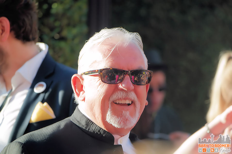 Actor John Ratzenberger  (the voice of Fritz)  at the Disney | Pixar INSIDE OUT Movie Premiere - Hollywood, CA #InsideOutEvent ad