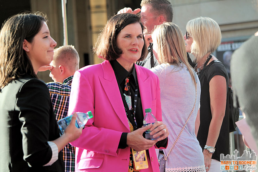 Comedian Paula Poundstone  (voices Forgetter Paula)  at the Disney | Pixar INSIDE OUT Movie Premiere - Hollywood, CA
