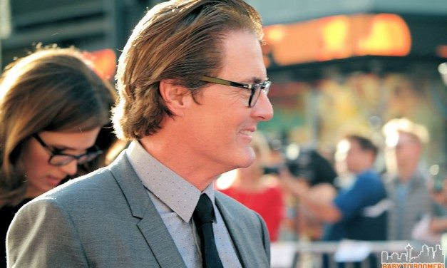 Kyle MacLachlan on Voicing Dad in Disney|Pixar's INSIDE OUT and His WA Roots