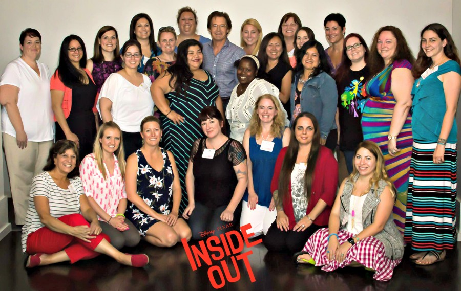 Kyle Maclachlan Interview by Bloggers at Disney INSIDE OUT Press Junket - ad