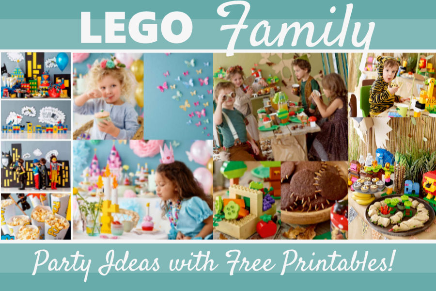 LEGO News - The Inside Scoop on What's Happening this Summer 2015 A great site for LEGO lovers! It includes birthday party ideas and free printables! Photo Credit: LEGO Family