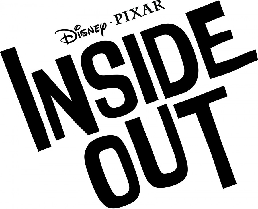 Disney Pixar Inside Out Movie Logo