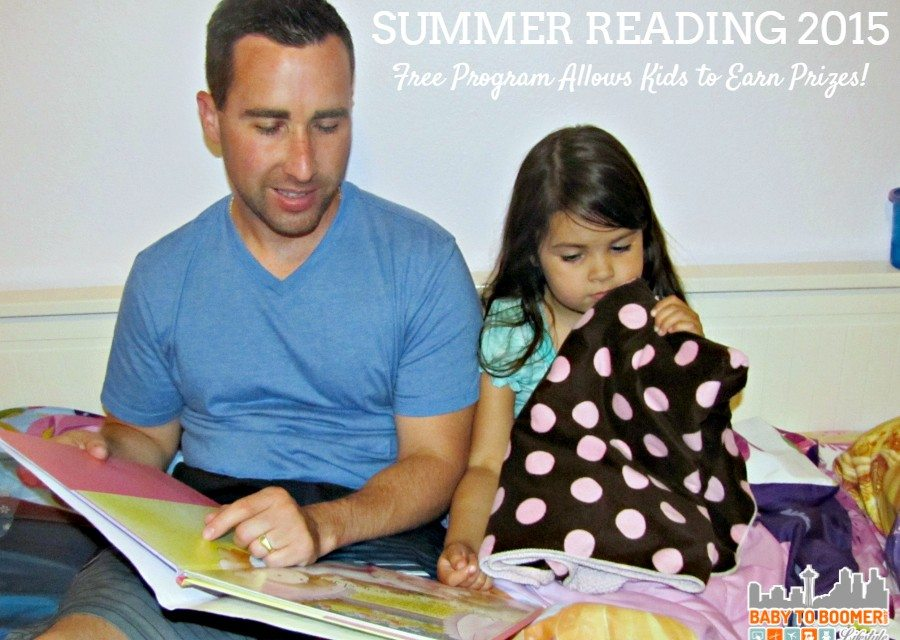 Summer Reading 2015: Free Program Allows Kids to Earn Prizes!