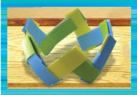 Teen Beach 2 Crafts - Origami Bracelet - Teen Beach 2 Movie Party - Recipes, Crafts, Decorations #TeenBeach2 ad