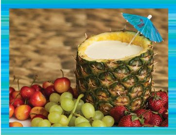 Teen Beach 2 Recipes - Yogurt Fruit Dip - Teen Beach 2 Movie Party - Recipes, Crafts, Decorations #TeenBeach2 ad