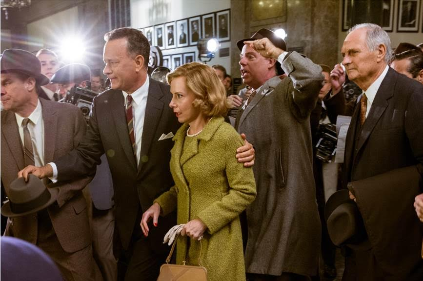 Tom Hanks Bridge of Spies