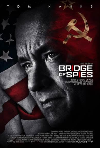 DreamWorks Pictures BRIDGE OF SPIES Trailer Released - Tom Hanks & Stephen Spielberg
