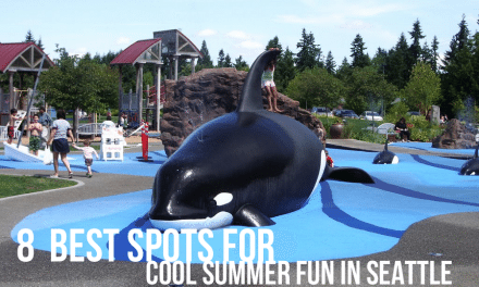 8 Spots to Cool Off in Seattle and Summer Water Fun for Kids