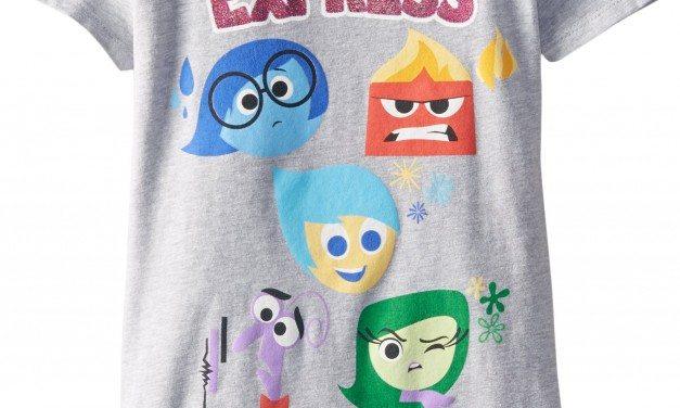 INSIDE OUT Apparel for Kids – T-shirts, Backpacks, Socks & More