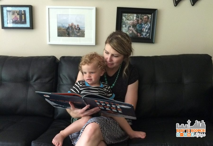 Read to your kids more with monthly personalized book selections from GiftLit - Giftlit Makes Reading With Kids Easy ad