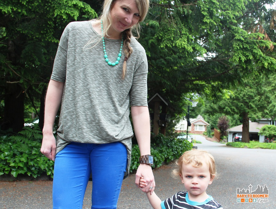 Hip watches for busy parents on the go