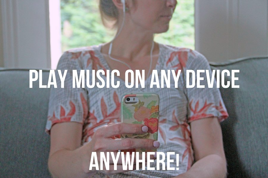 Digital music on every device with MyMusicCloud