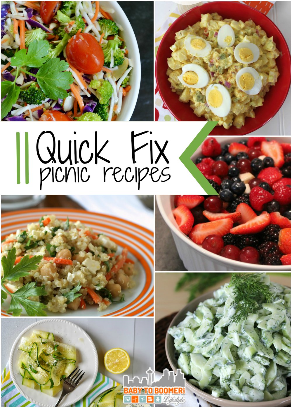 Picnic Recipes: 11 Quick Fix Side Dishes to Make