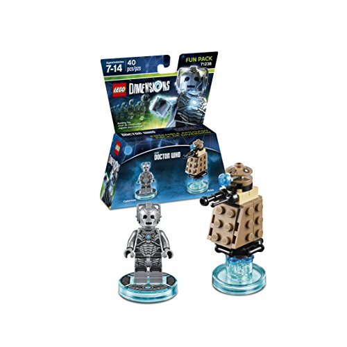 Dr. Who Cyberman Fun Pack LEGO Dimensions