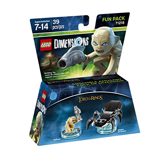 Lord Of The Rings Gollum Fun Pack 71218