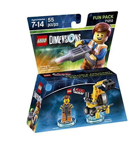 LEGO Movie Emmet Fun Pack 71212