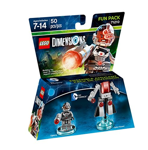 DC Cyborg Fun Pack 71210
