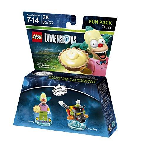 Simpsons Krusty Fun Pack 71227