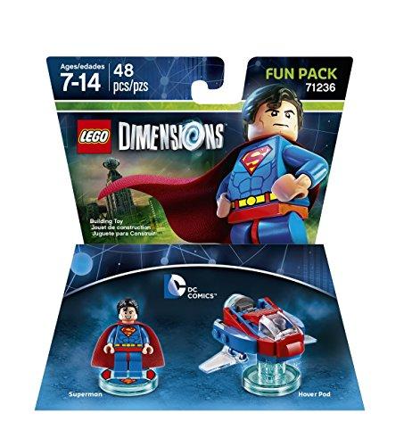 DC Superman Fun Pack 71236