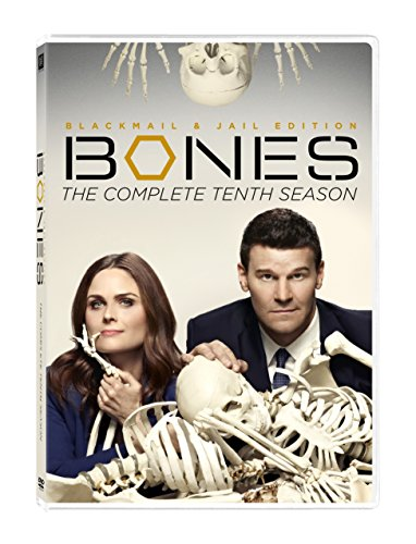 6 FOX TV Favorites Released on Blu-Ray and DVD - Bones the complete tenth season