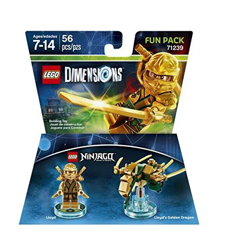 Ninjago Lloyd Fun Pack 71239